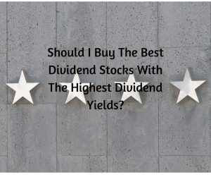 The Secrets Of Dividend Stocks Investing : Dividend Stocks